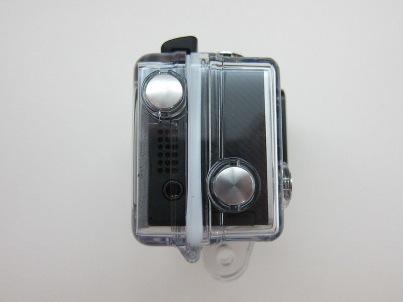 GoPro LCD Touch BacPac - With Touch BacPac Backdoor Right