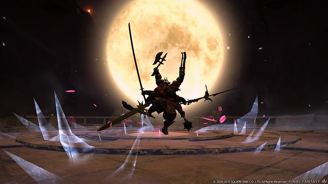 Final Fantasy XIV Patch 2.5: Gilgamesh