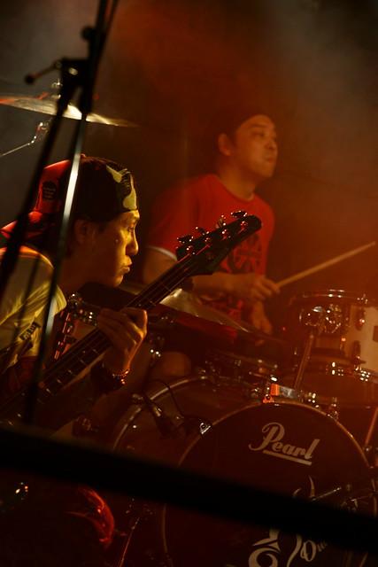 FLEA live at Outbreak, Tokyo, 18 Jan 2015. 178