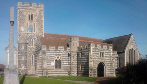 Cliffe Church Higham Circular