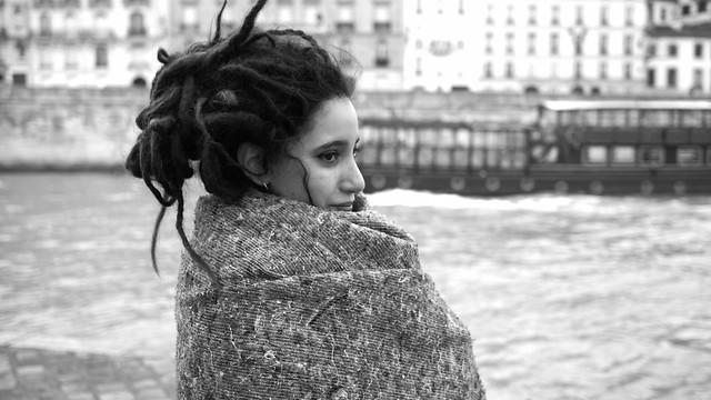 Jour Nº2 de tournage. Aline Ladrière. Les Apaches