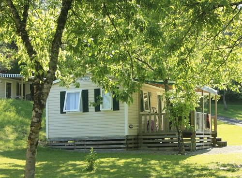 THENON - Camping Le Verdoyant***_mobil-home