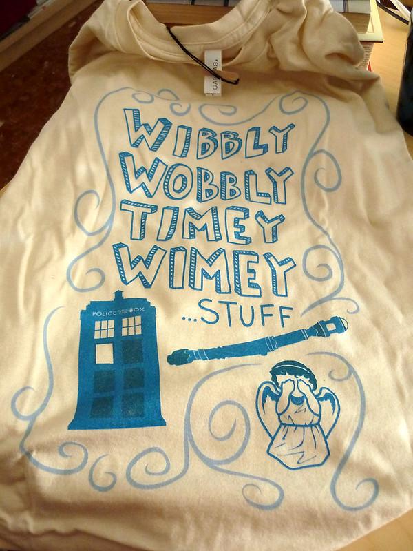 Wibbly Wobbly Timey Wimey... Stuff