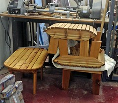 20150221 - footstools and tables complete