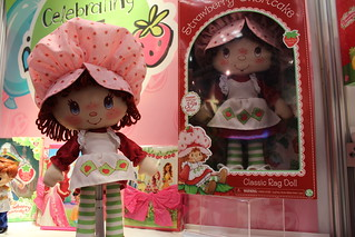 Toy Fair 2015- The Bridge Direct (Strawberry Shortcake, etc)