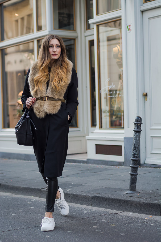 and its all about the coat