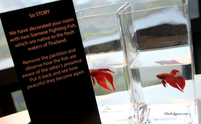 Sofitel So Bangkok Water Room