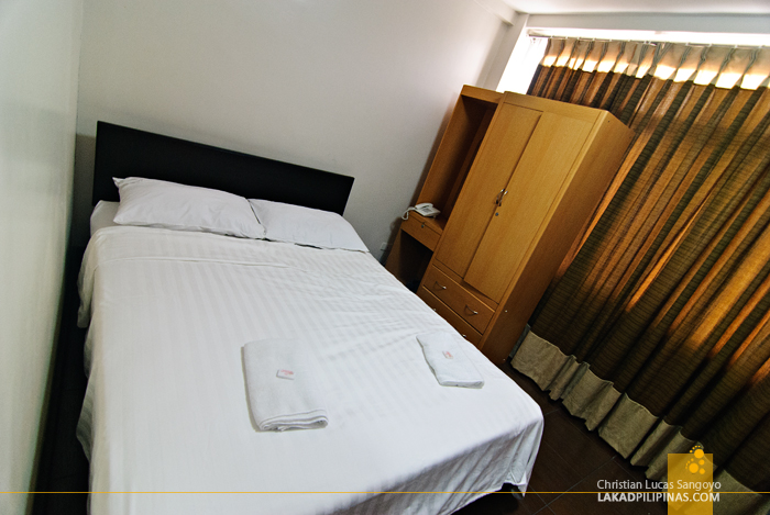 Capitol Plaza Hotel Two-Person Room in Quirino