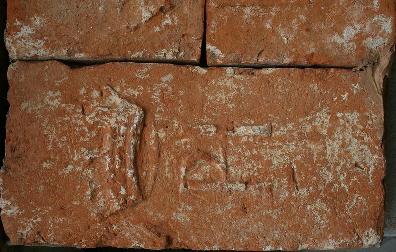 Old brick texture 45