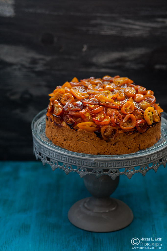 Kumquat Vanilla Cake (0084)