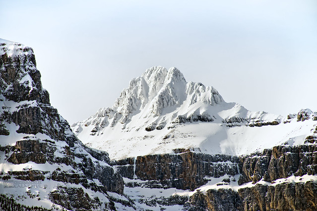 Kaufmann Peaks (south peak)