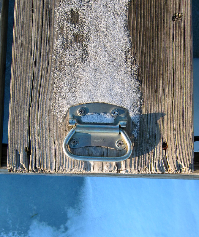 boat tie latch