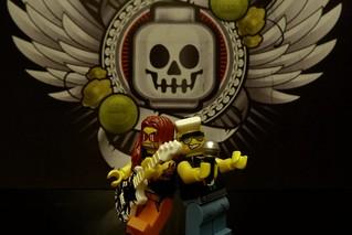 Lesgo Rock'N Roll! Rock LEGO!