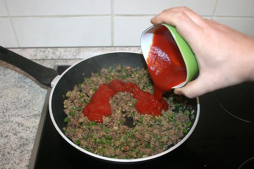 26 - Tomatenketchup dazu geben / Add ketchup