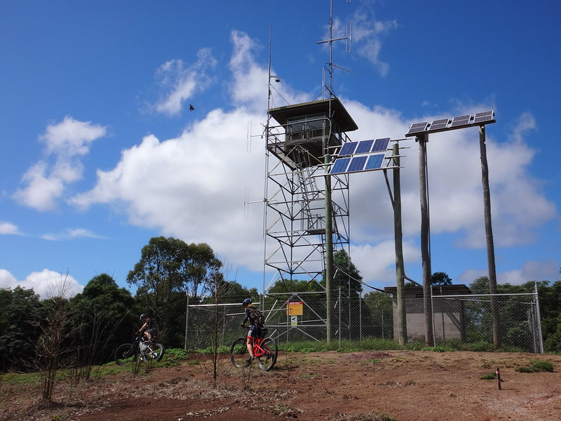 East Nanango Fire Tower