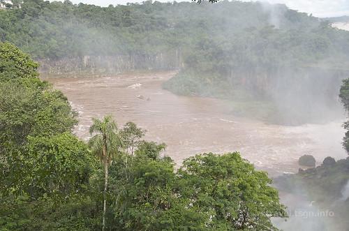 【写真】2015 世界一周 : イグアスの滝・アッパートレイル/2021-03-24/PICT7448