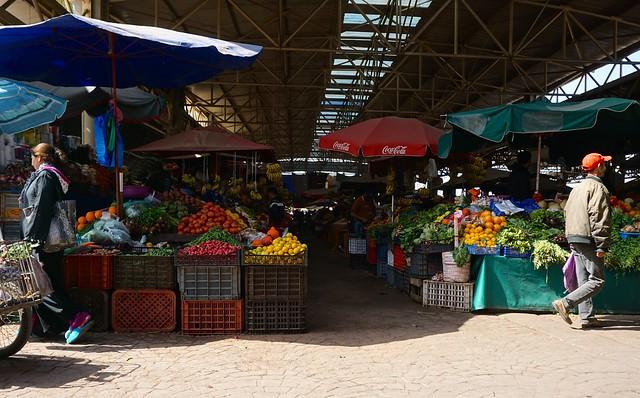 Souk el Had, Agadir