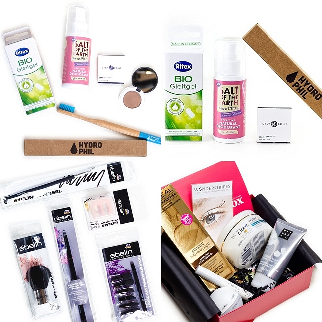 Instagram, Love Beauty Box Februar, Gala Beauty Box Februar, ebelin neues Sortiment 2015