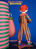 Killer Klowns From Outer Space Figure by Sota Striped Klown Loose Complete Toy Back