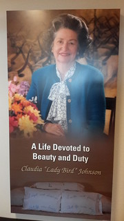 """""""Lady Bird"""" Johnson dedicated herself to a life of duty"""