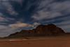 El Valle de la Luna / Wadi Rum