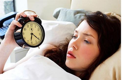 mất ngủ gây tăng đề kháng insulin
