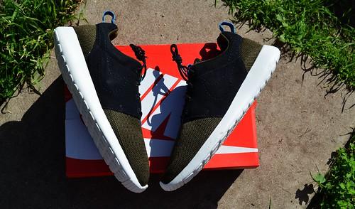 2014 Nike Dark Loden Roshe Run