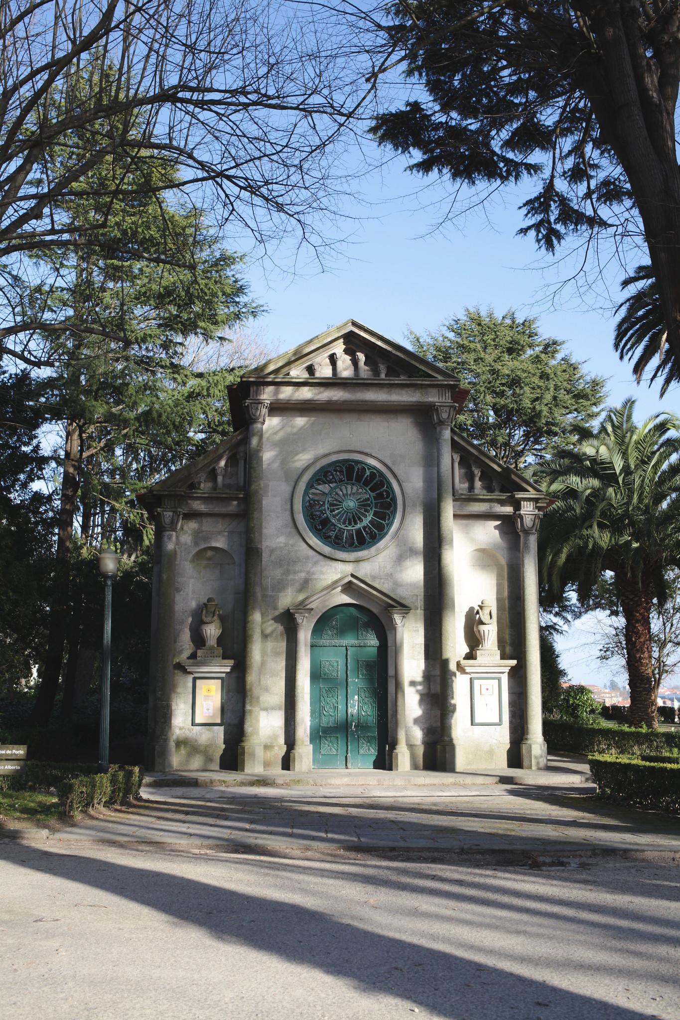 Jardins du Palais de Cristal