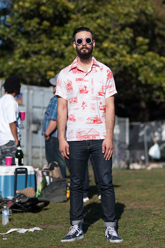 jon_dpark street style, street fashion, men, San Francisco, Quick Shots, Dolores Park