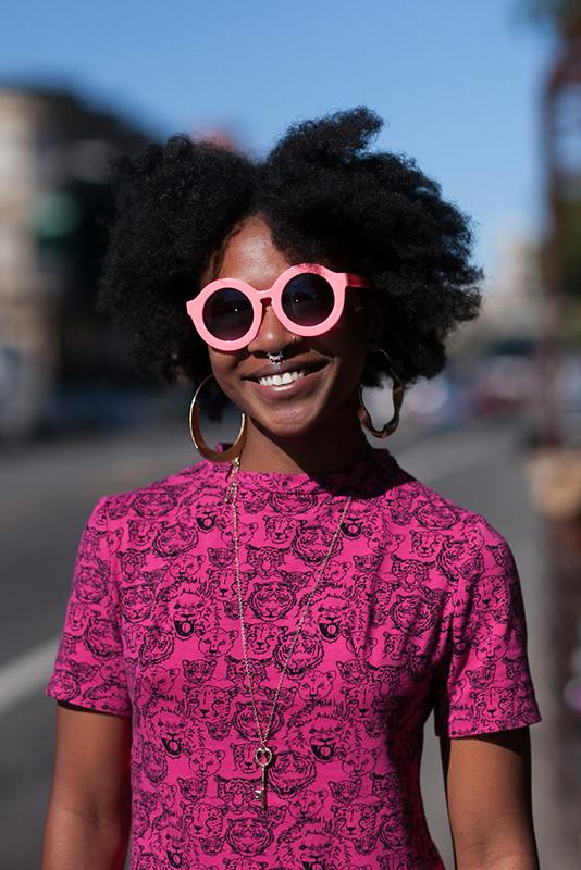 ashley_closeup street style, street fashion, women, San Francisco, Valencia Street