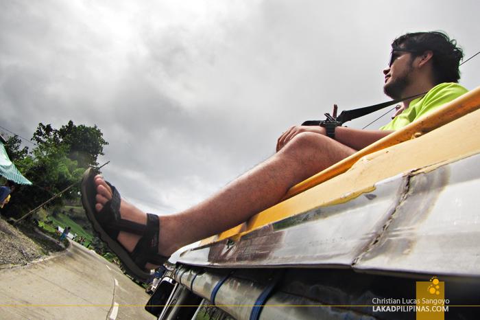 Toploading to Nagtipunan, Quirino