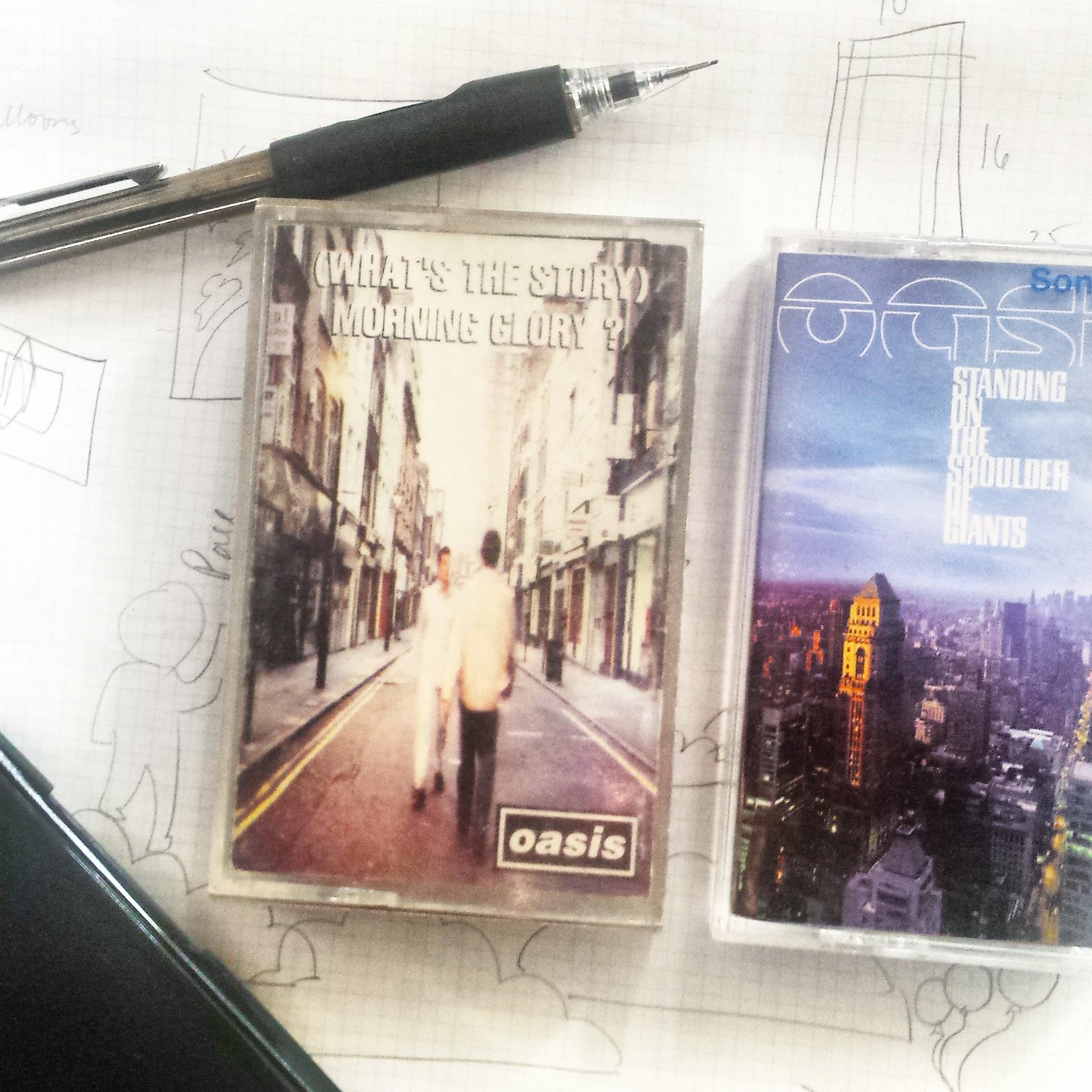 Oasis Tapes