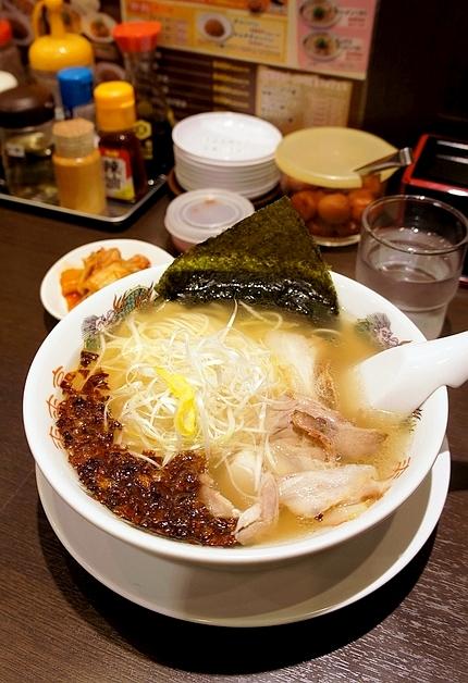 京都鴨川必吃下午茶拉麵05