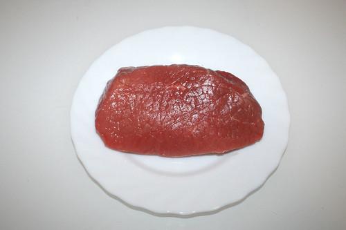 04 - Zutat Rindfleisch / Ingredient beef