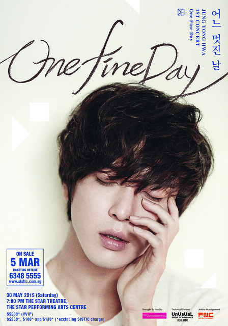27555F_One fine day_YONG HWA Poster_R4
