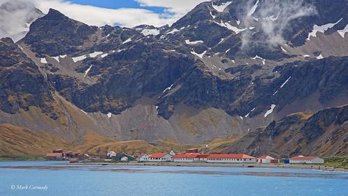 Grytviken Whaling Station and KEP Base