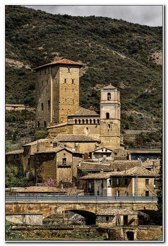 Donjon de Biel....**Zaragoza**