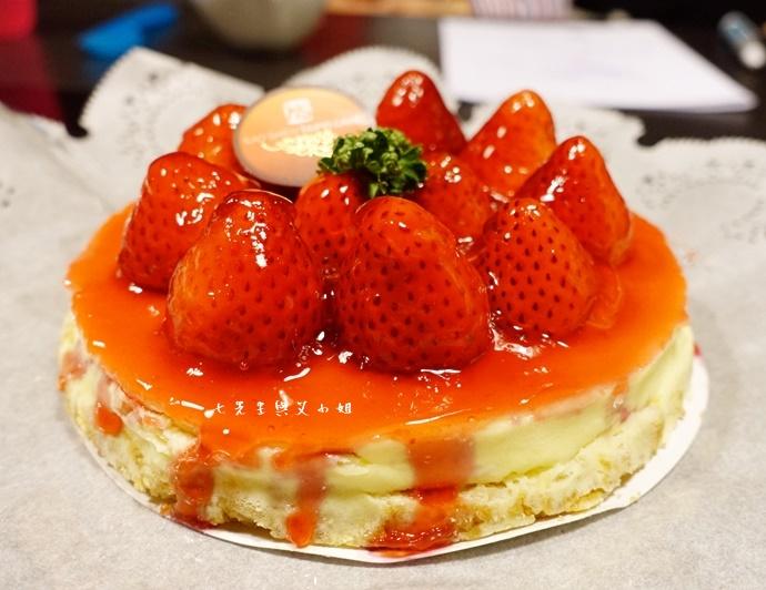 0 高仕蛋糕 Kaoshieh 草莓高鈣乳酪