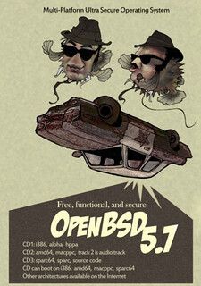 OpenBSD 5.7