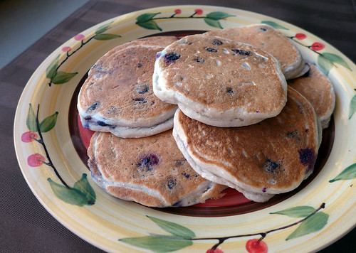 2015-03-16 - Blueberry Coconut Pancakes - 0001 [flickr]