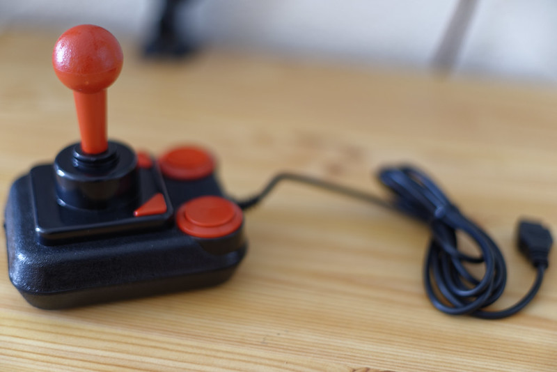 Competition Pro Retro Joystick
