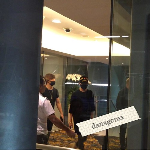 Big Bang - Thailand Airport - 10jul2015 - danagonxx - 2