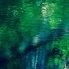 Reflet en vert et bleu...!!!