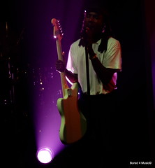 Blood Orange & Friends @ The Theatre at Ace Hotel (08/25/16)