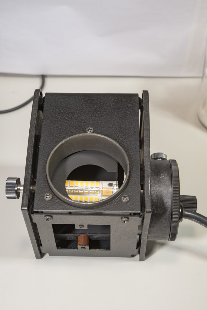 OPTIPHOT Lamp house