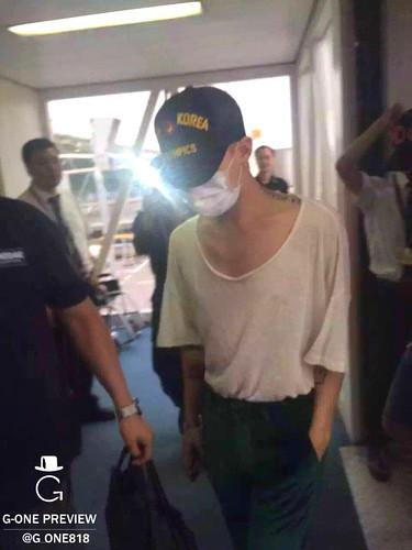BIGBANG arrival Wuhan 2015-06-26 024
