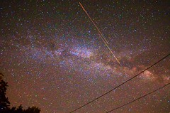 Milky Way - Photo of Ladiville