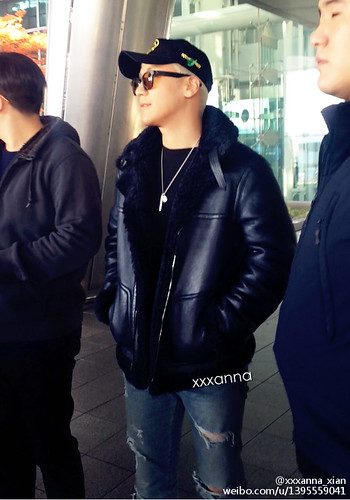 Big Bang - Incheon Airport - 07dec2015 - xxxanna_xian - 08