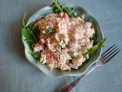 Oriental Rice Salad