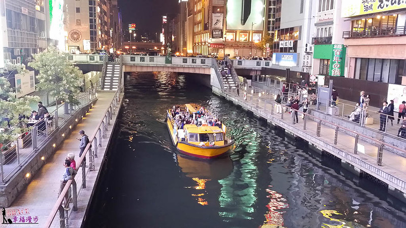 道頓堀 、心齋橋、日本大阪